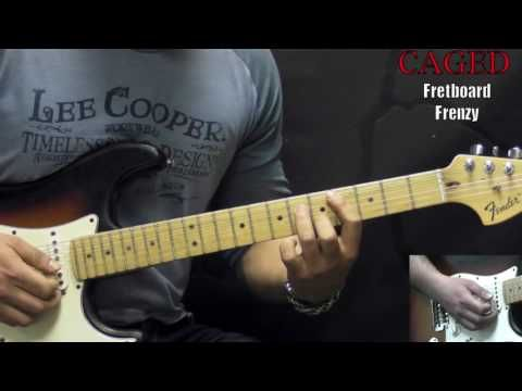 Jimi Hendrix All Along The Watchtower Rock Guitar Lesson W