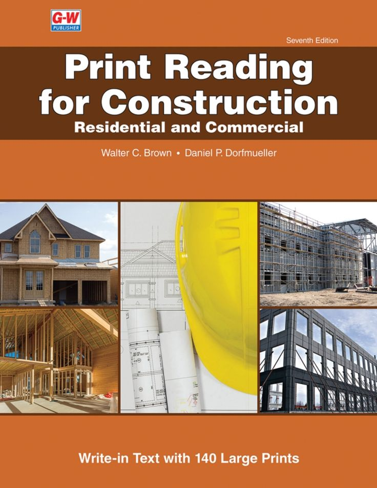 Print Reading For Construction EBook Rental