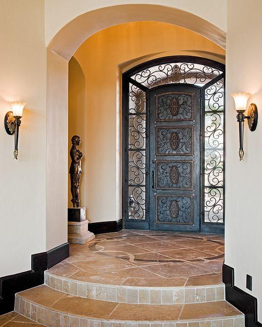 25 best ideas about black baseboards on pinterest black for Mediterranean interior doors