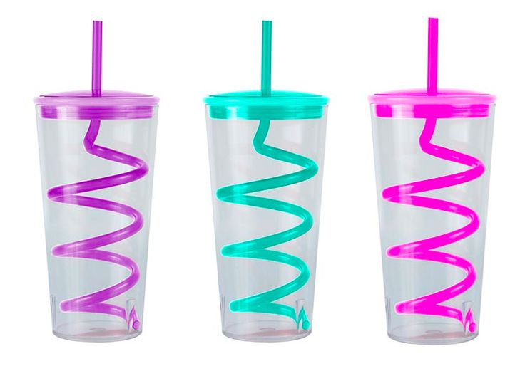 600ml Tumbler with straw, R27 min Qty of 250 applies.  Branding available