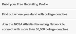 How to Get an Athletic Scholarship. Get Recruited and Find a Scholarship.