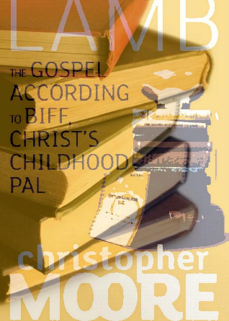 Lamb Christopher Moore Quotes Quotesgram