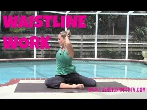 Waistline Work (abs, stomach exercises, belly flab)