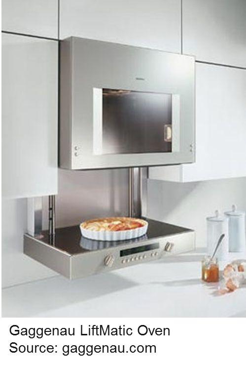 gaggenau liftmatic oven gaggenau kitchens pinterest. Black Bedroom Furniture Sets. Home Design Ideas