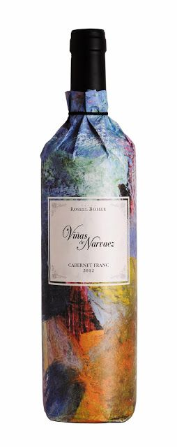 Viñas de Narvaez Art Collection on Packaging of the World - Creative Package Design Gallery #taninotanino #vinosmaximum