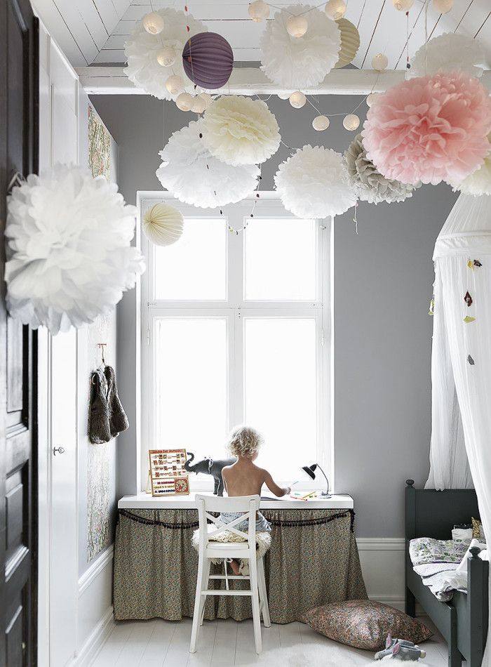 Children's room by Malin Persson, ELLE