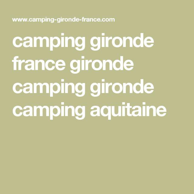 camping gironde  france gironde camping gironde camping aquitaine