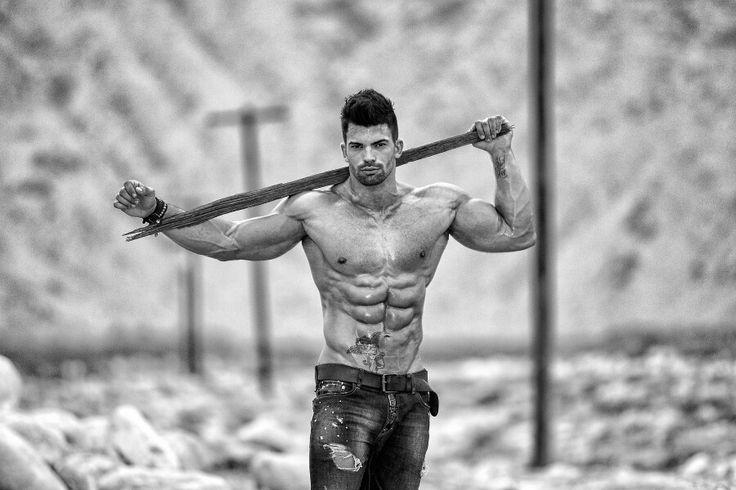 Athlete bodybuilding