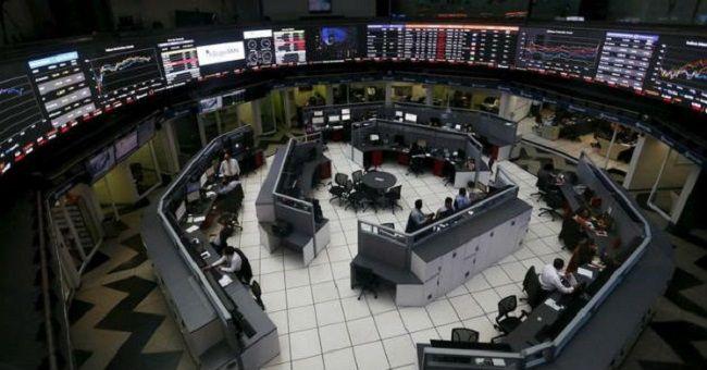 Bolsa Mexicana de Valores cerró el mes con ganancia - http://www.notimundo.com.mx/finanzas/bolsa-mexicana-valores-ganancia/