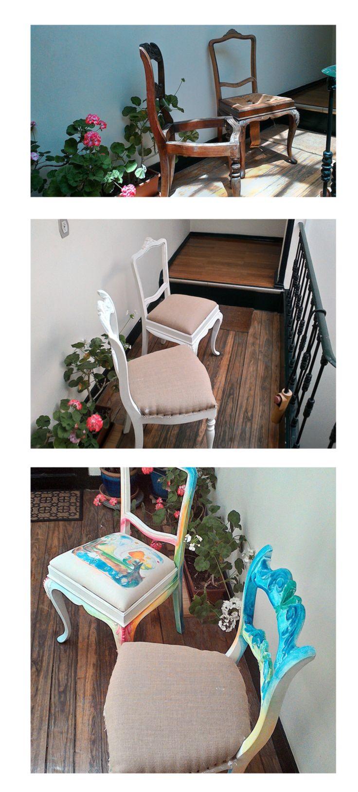 recuperação de duas cadeiras