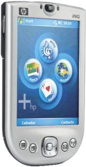 HP iPAQ rx1950 / rx1955 Pocket PC