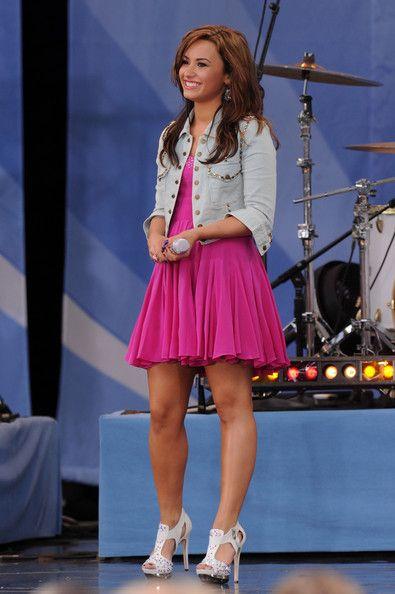 Demi Lovato Shoes