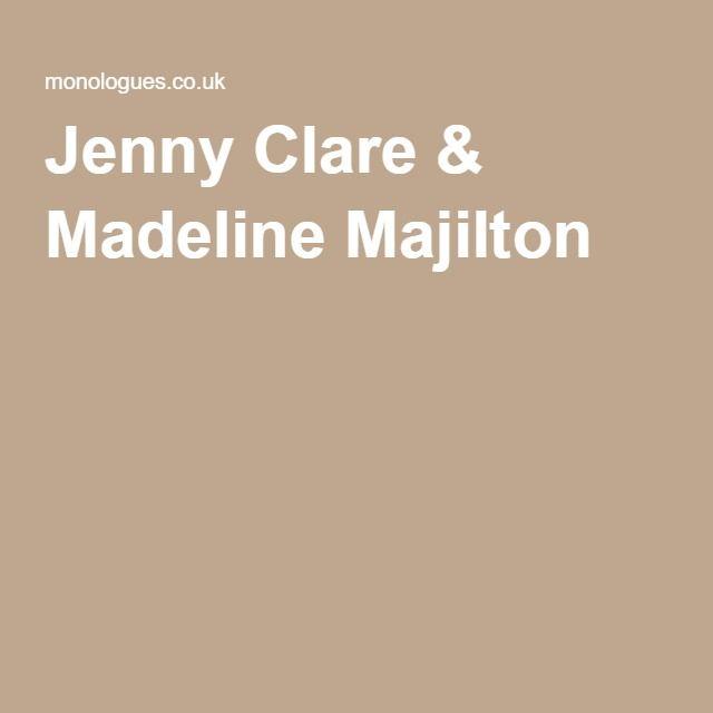 Jenny Clare & Madeline Majilton