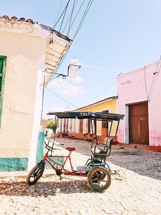 Les ruelles de Trinidad