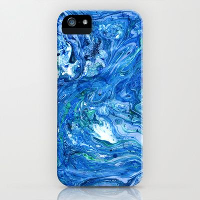 Blue+Marble+iPhone+&+iPod+Case+by+Emma+Falconer+-+$35.00