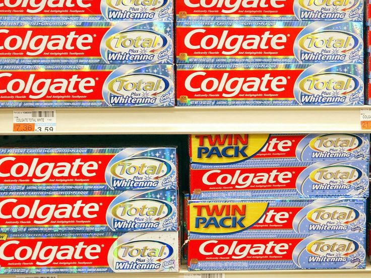 Is Colgate Total Triclosan Toothpaste Safe? - Business Insider