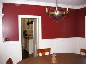 Search Burgundy painted walls. Views 183925.