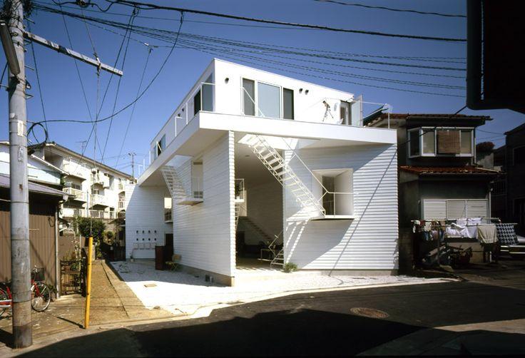 ON design partners: yokohama apartment