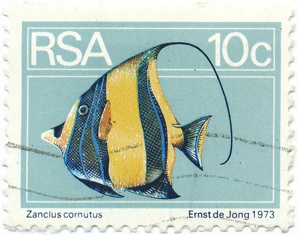 1973 South African Stamp