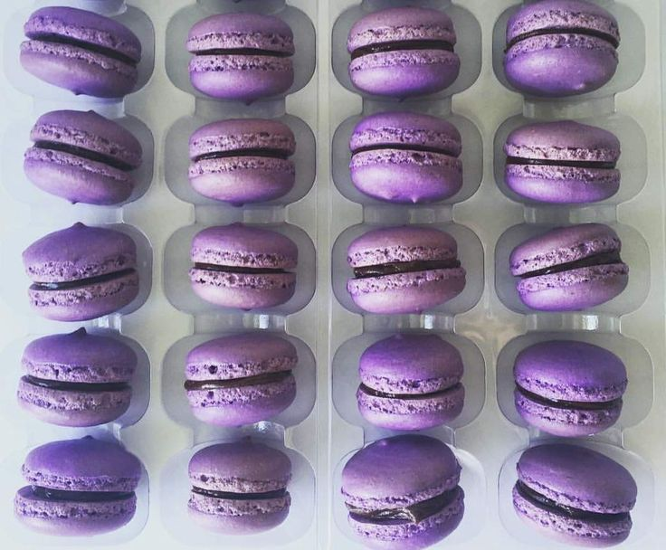 Recipe Macarons by NicoleCarey - Recipe of category Baking - sweet