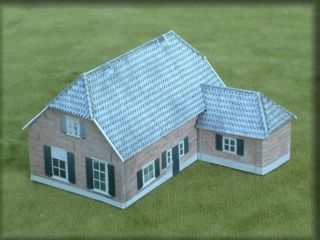 Superb Free Paper Building Models   GHQ Models This Website Will Take You To A  Blog