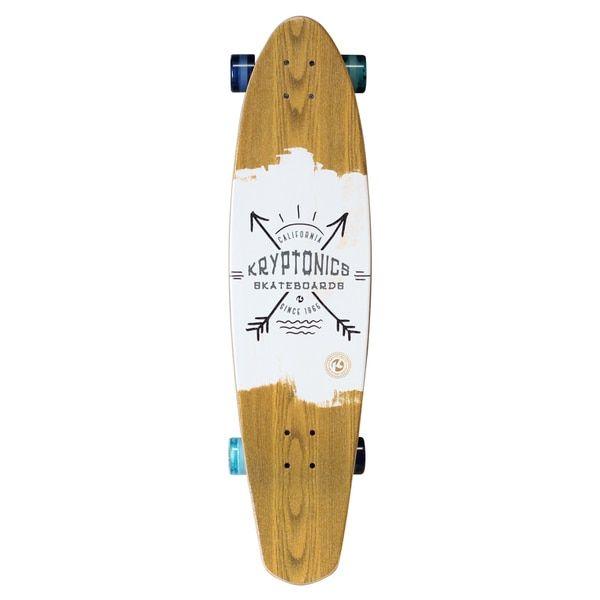 Kryptonics 36-inch Longboard Complete Skateboard | Overstock.com Shopping - The Best Deals on Skateboards