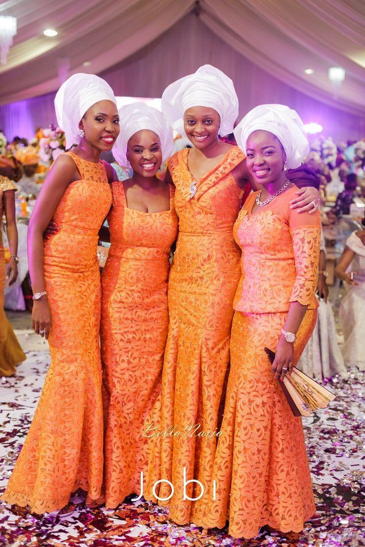 poju oyemade bellanaija weddings february yoruba wedding