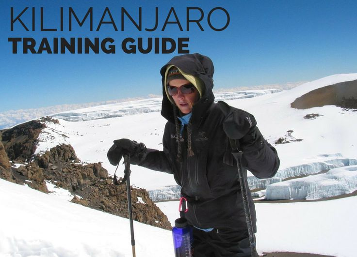 How to train for Kilimanjaro