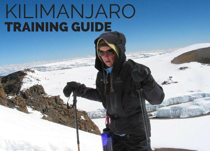 How to train for Kilimanjaro
