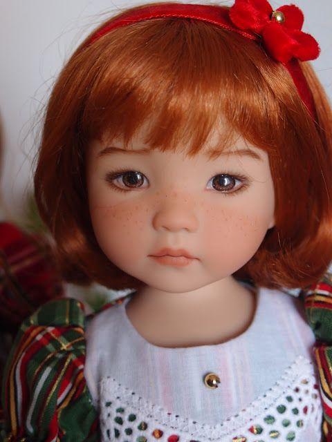 Dianna Effner - Little Red Head