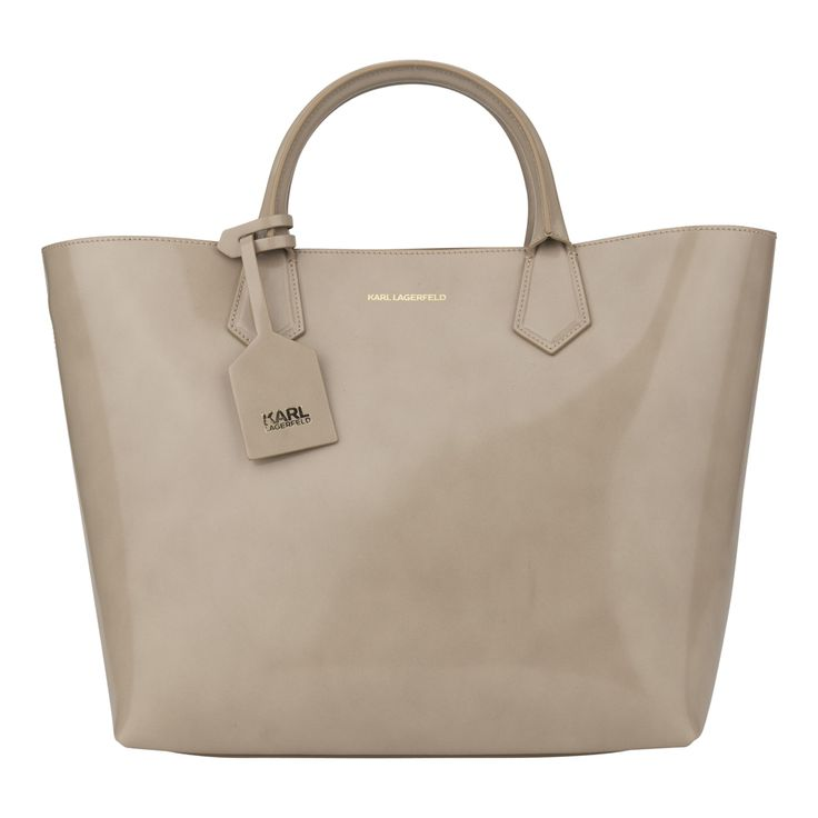 #Karl Lagerfeld #shopper - complete your look!