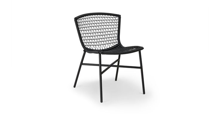 Sala Graphite Dining Chair - Dining Chairs - Article | Modern, Mid-Century and Scandinavian Furniture