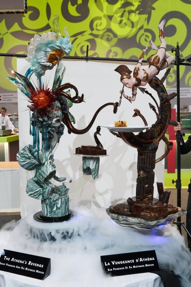 1000 images about coupe du monde de la patisserie on pinterest frozen fruit pastries and. Black Bedroom Furniture Sets. Home Design Ideas