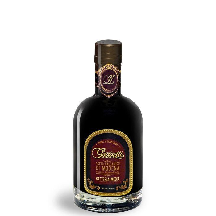 Balsamic Vinegar from Modena PGI Medium Battery 250ml.  #balsamic #vinegar #modena #gazzettifood #food