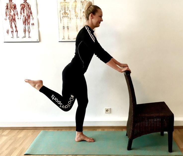 Die 5 besten & stärkenden Übungen gegen Knieschmerzen