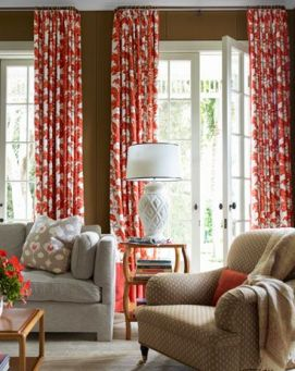 Curtains Ideas bright patterned curtains : 17 Best images about Curtains on Pinterest | Curtain rods, Window ...