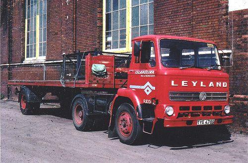 1977 LEYLAND