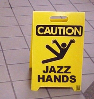 self-explanatorySigns, Jazzhand, Laugh, Jazz Hands, Funny Stuff, Things, Dance, Spirit Fingers, Giggles