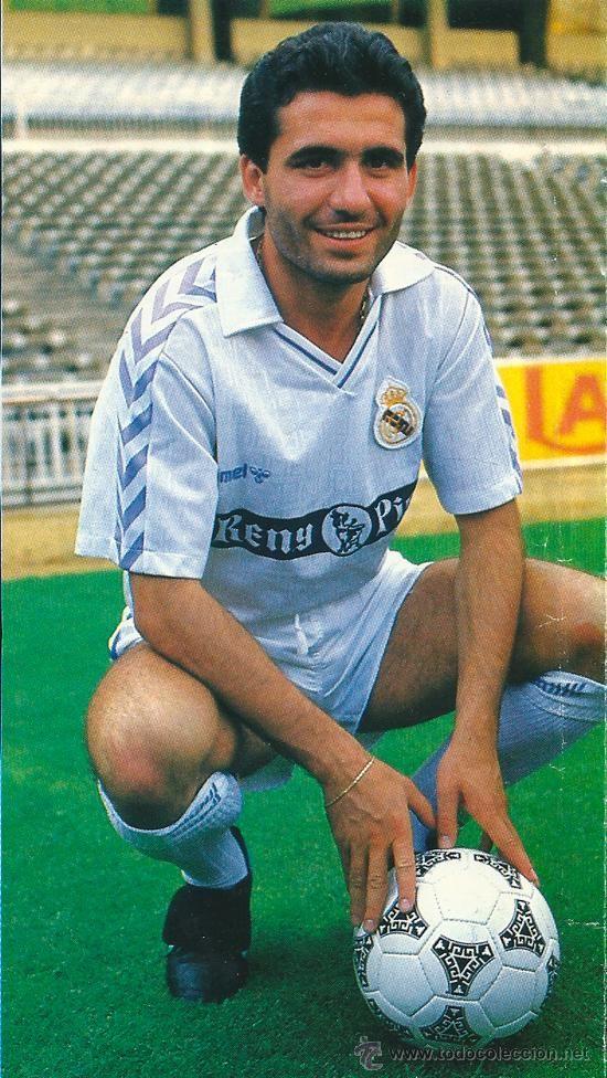 Georghe Hagi (Real Madrid)