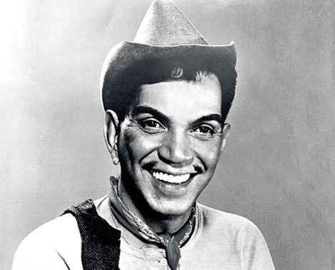 """Nobody talked faster, wittier, and funnier than Mario Moreno """"Cantinflas."""""""