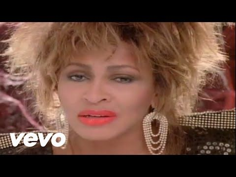 Tina Turner - Private Dancer - YouTube