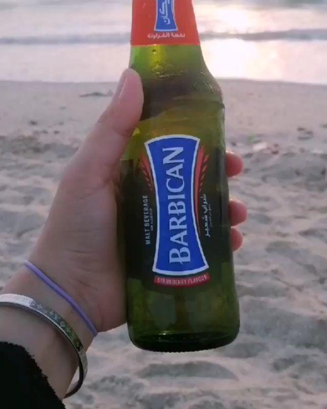 Repost Asmashaffat Energydrink Beachvibes Beach Beachday Beachlover Beachwaves Beachdays Beachphotography Beachstyle B Beer Bottle Beer Bottle