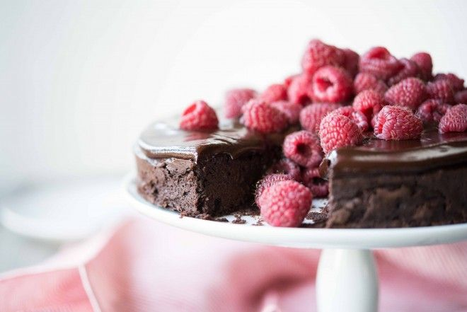 Fed & FitFlourless Chocolate Cake - Fed & Fit