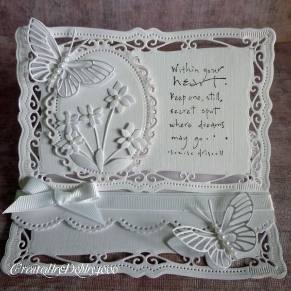 Easel Card by Debby4000 - Cards and Paper Crafts at Splitcoaststampers: