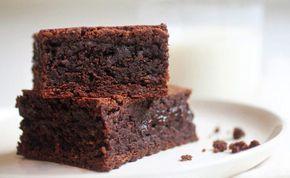 Receta Brownie Sin Azucar Método Grez