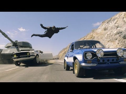 Fast  Furious 6 - Big Game Spot