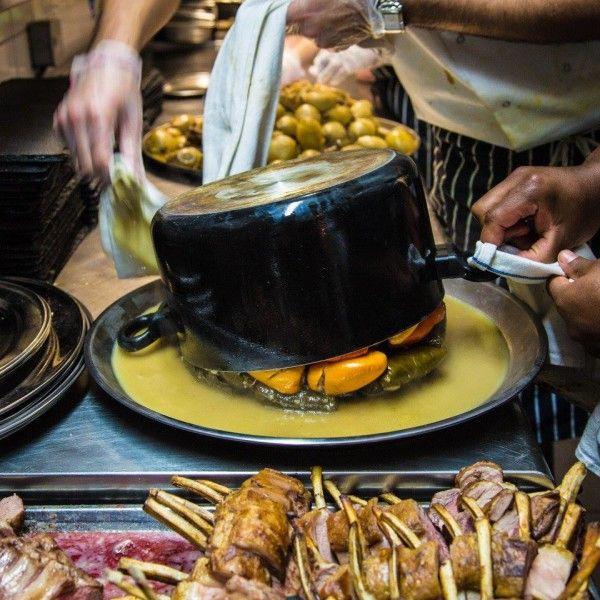 Iraqi cuisine, Iraqi pop-ups, Iraqi supperclub, Philip Juma Kitchen