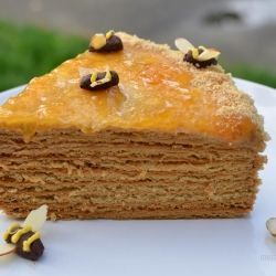 Honey Cake - is reat for Beltane, May Day, or a Summer Solstice treat.
