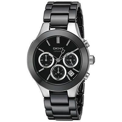 Chollo en Amazon España: Reloj con correa cerámica DKNY Chambers por solo 157€ (rebaja 34% del precio de venta recomendado y precio mínimo histórico)
