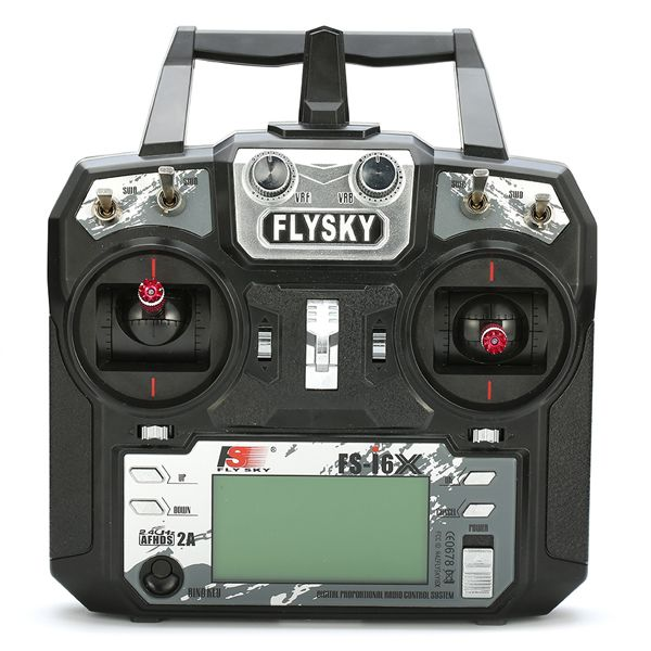 Flysky FS-i6X 10CH 2.4GHz AFHDS 2A RC Transmitter With FS-iA10B Receiver  Flysky FS-i6X 10CH 2.4GHz AFHDS 2A RC Transmitter With FS-iA10B Receiver Good News: Extra 10% Off coupon code: flysky16 or flysky17. Description: Brand Name:FlySky FS-i6X Specifications: Item: FS-i6X RC Transmitter Channel: 6-10 (Default 6) Model Type: Fixed-Wing/Glider/Helicopter RF Range: 2.408-2.475GHz RF Power: < 20dBm RF Channel: 135 Bandwidth: 500KHz 2.4GHz System: AFHDS 2A / AFDHS Modulation Type: GFSK Stick…